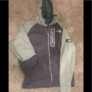 The North Face Men's XL full zip hoodie worn once